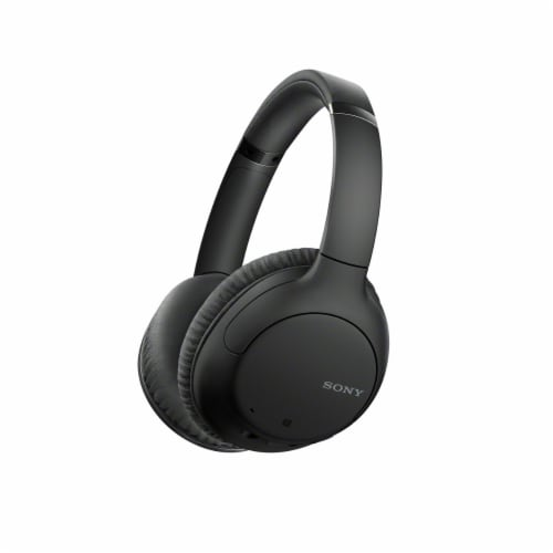 Sony WH-CH710N Stamina Noise Canceling Wireless Headphones - Black Perspective: front