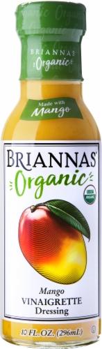 Brianna's Organic Mango Viniagrette Dressing Perspective: front