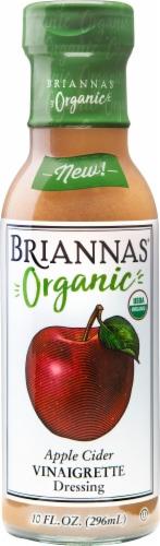 Brianna's Organic Apple Cider Vinaigrette Dressing Perspective: front