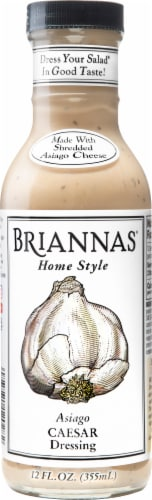 Brianna's Asiago Caesar Dressing Perspective: front