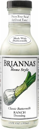 Brianna's Classic Buttermilk Ranch Dressing Perspective: front