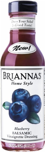 Brianna's Blueberry Balsamic Dressing Perspective: front