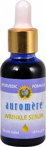 Auromere Wrinkle Serum Perspective: front