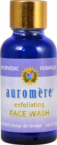 Auromere Exfoliating Face Wash Perspective: front