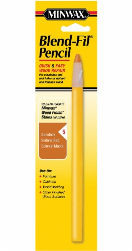 Minwax® Blend-Fil® #5 Brown Pencil Perspective: front