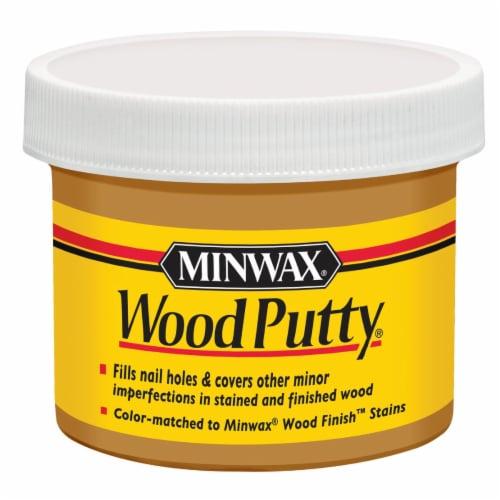 Minwax® Wood Putty - Golden Oak Perspective: front