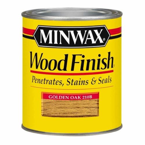 Minwax® Golden Oak Wood Finish Perspective: front