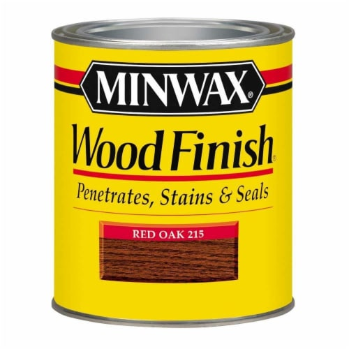 Minwax® Wood Finish® Red Oak Stain Perspective: front