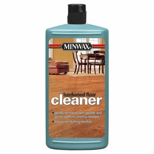 Minwax® Hardwood Floor Cleaner Perspective: front