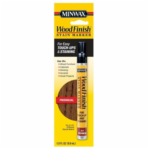 Minwax® Wood Finish Stain Marker - Provincial Perspective: front