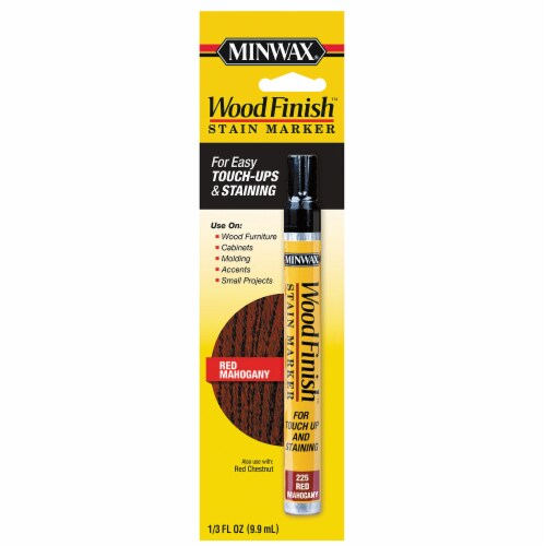 Minwax® WoodFinish™ Red Mahogany Stain Marker Perspective: front