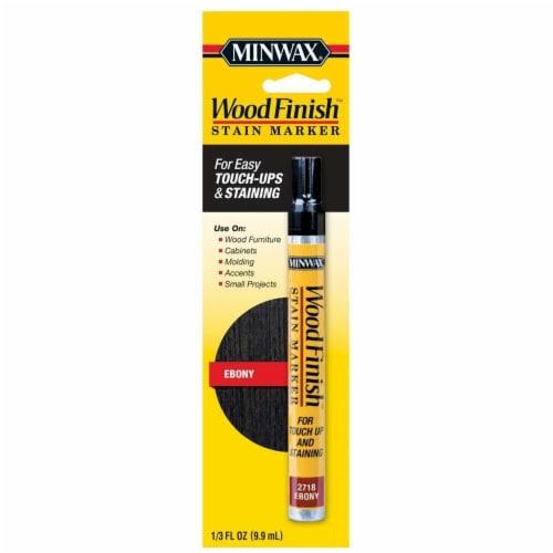 Minwax® Ebony Wood Finish Stain Marker Perspective: front