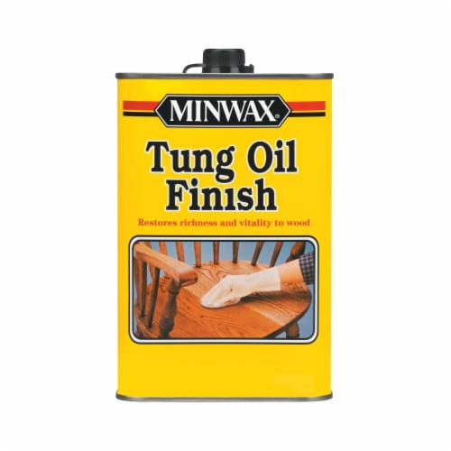 Minwax® Tung Oil Finish Perspective: front