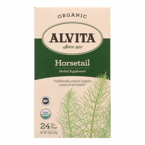 Alvita - Tea Horsetail - 1 Each 1-24 BAG Perspective: front