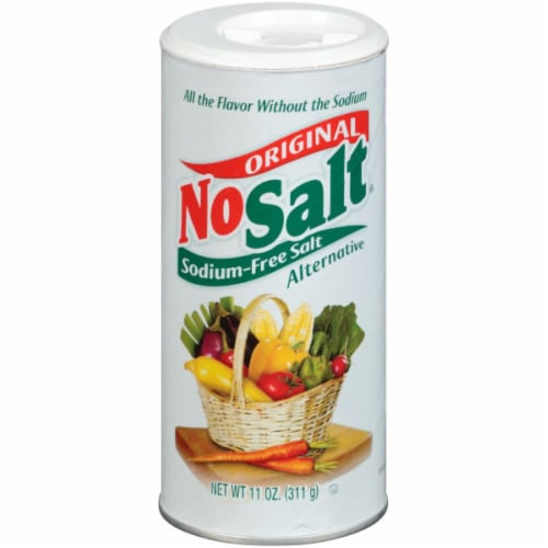 No Salt Original Sodium-Free Salt Alternative Shaker Perspective: front