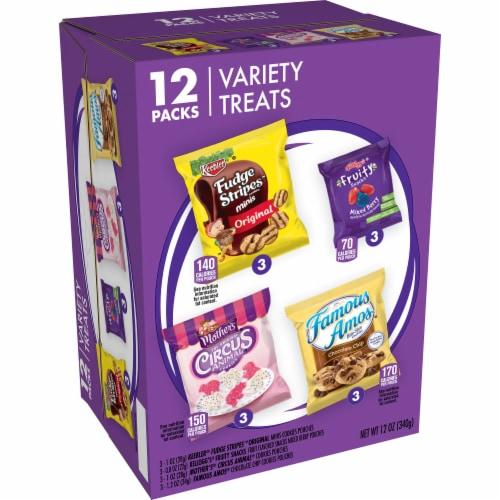 Keebler Cookies & Snacks Variety Pack Perspective: front