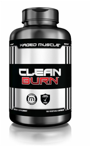 Kaged Muscle  Clean Burn™ Perspective: front