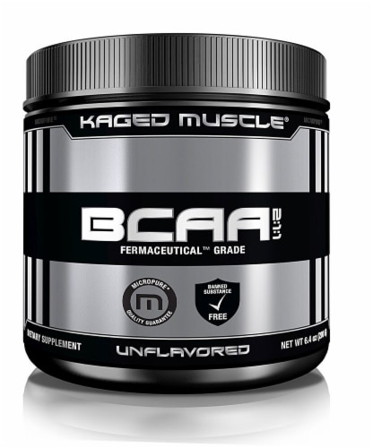 Micropure BCAA Perspective: front