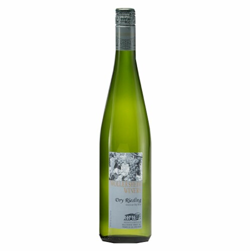 Wollersheim Winery Dry Riesling Perspective: front