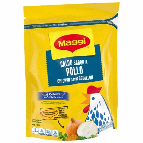 Maggi Granulated Chicken Flavor Bouillon Perspective: front