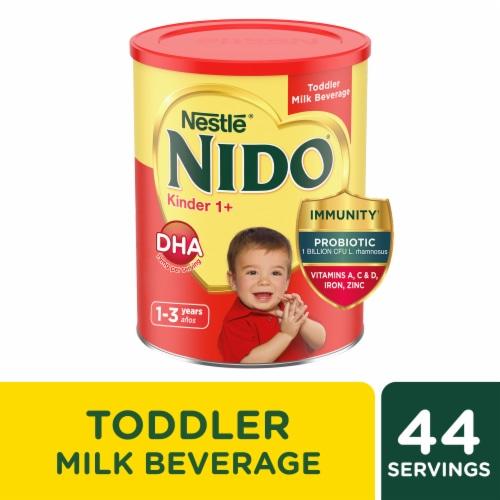 Nestle NIDO Kinder 1+ Toddler Milk Beverage Perspective: front