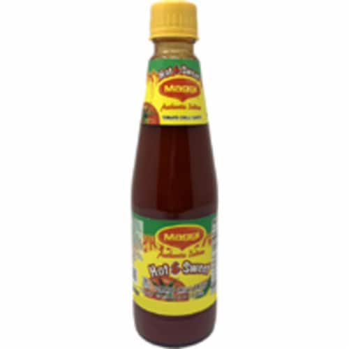 Maggi Hot And Sweet Tomato Chilli Sauce - 500 Gm Perspective: front