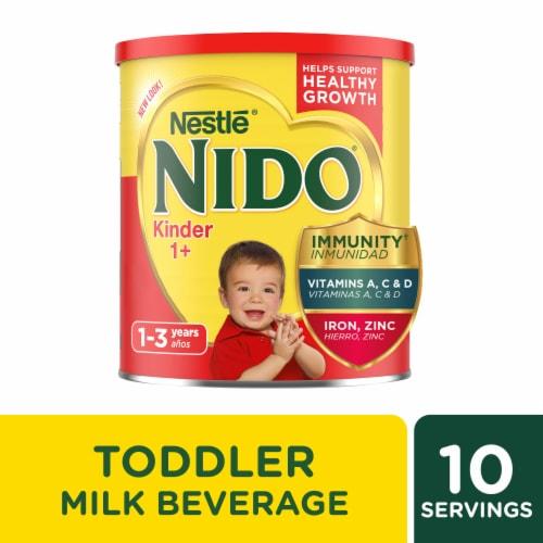 Nestle Nido Kinder 1+ Powdered Milk Beverage Perspective: front