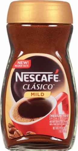 Nescafe Clasico Mild Medium Roast Instant Coffee Perspective: front