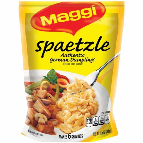Maggi Spaetzle Authentic German Dumplings Perspective: front
