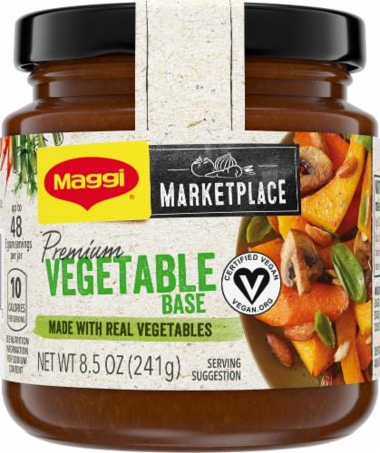 Maggi Premium Vegetable Base Perspective: front