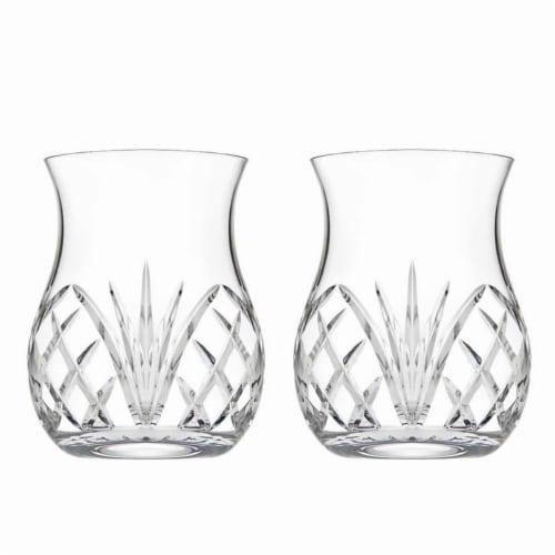 Godinger 25568 Dublin Reserve Whisky Glass Perspective: front
