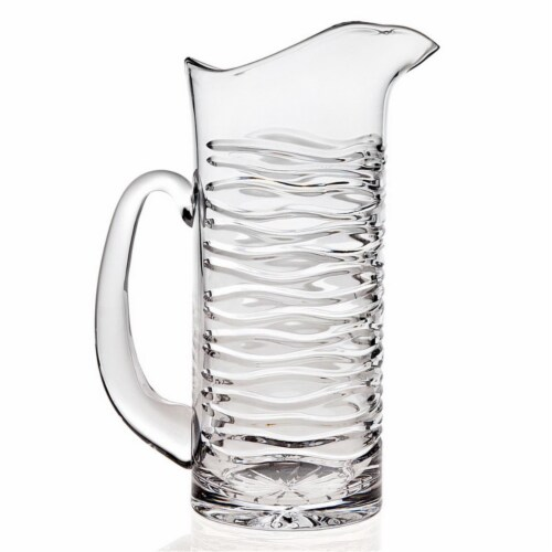 Godinger 44942 9.76 x 3.86 x 6.89 in. Dimensions Pitcher Perspective: front