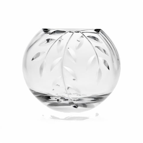 Godinger 48826 8 in. Rhapsody Rose Bowl Perspective: front