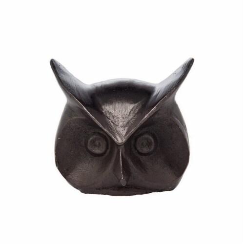 Godinger 82762 Owl Head Bottle Opener Perspective: front