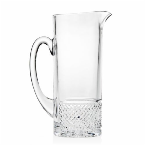 Godinger 99162 37 oz Silhoutte Pitcher With Stirrer Perspective: front