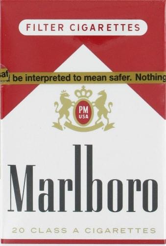 Smith's Food and Drug - Marlboro King Box, 1 Pack