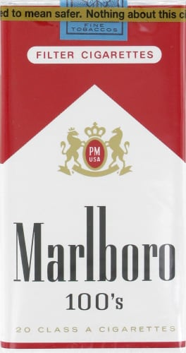 Dillons Food Stores - Marlboro 100 Nm Soft Pack Filter