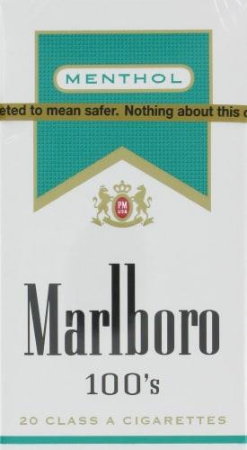 Dillons Food Stores - Marlboro Gold Menthol 100s Cigarettes