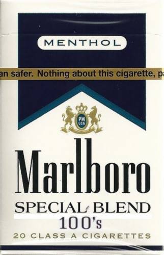 Learn These Marlboro Black Menthol Special Blend {Swypeout}
