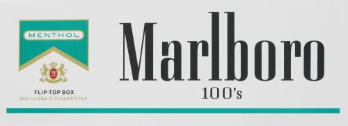 Smith S Food And Drug Marlboro Menthol Gold 100s Cigarettes 1 Carton
