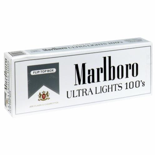 Gerbes Super Markets Marlboro 100s Box 1 Ct