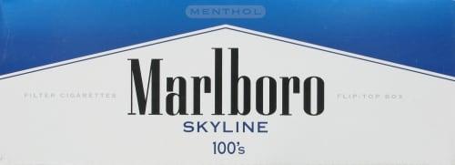 City Market - Marlboro Skyline 100s Cigarettes, 1 Carton