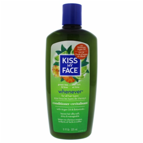 Kiss My Face Whenever Conditioner Perspective: front