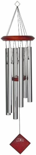 Woodstock Encore Collection Chimes of Pluto - Silver Perspective: front