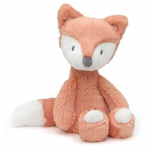 Gund Baby Toothpick Fox 10 Inch Plush Figure Perspective: front