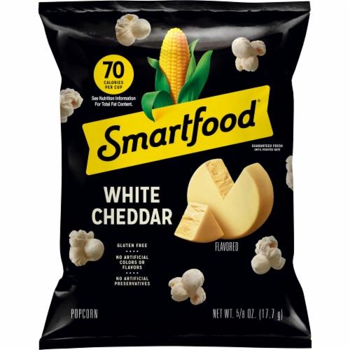Smartfood® White Cheddar Flavored Popcorn Perspective: front