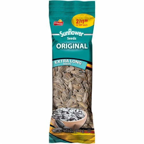 Frito-Lay® Extra Long Original Sunflower Seeds Perspective: front