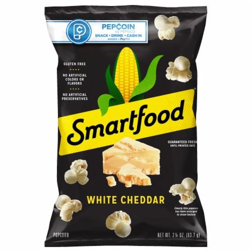 Smartfood® White Cheddar Popcorn Perspective: front