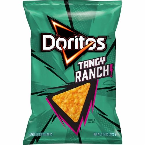 Doritos® Tangy Ranch Tortilla Chips Perspective: front