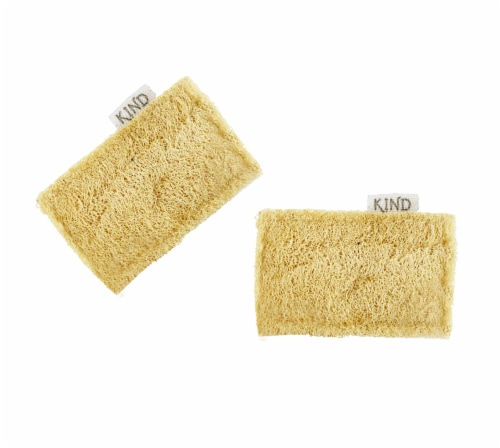 KIND Loofah Sponges Perspective: front